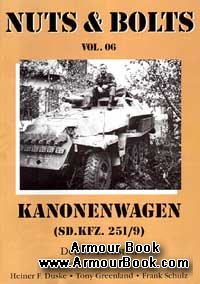 Kanonewagen (Sd.Kfz. 251/9) [Nuts & Bolts 06]