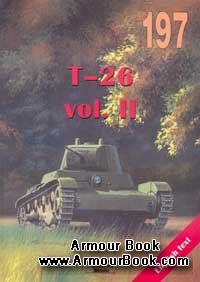 T-26 vol.II [Wydawnictwo Militaria 197]
