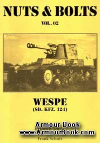 Wespe (Sd.Kfz.124) [Nuts & Bolts 02]