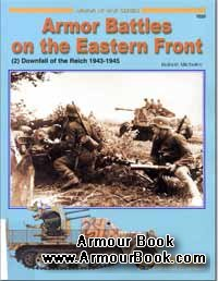 Armor Battles on the Eastern Front (2): Downfall of the Reich 1943-1945 [Concord 7020]
