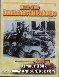 Armor of the Deutsches Afrikakorps [Concord 7021]