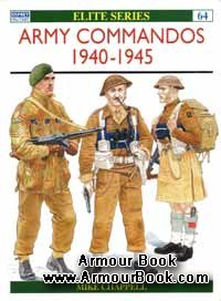 Army Commandos 1940-1945 [Osprey Elite 064]