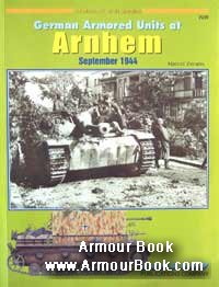 German Armored Units at Arnhem september 1944 [Concord 7039]
