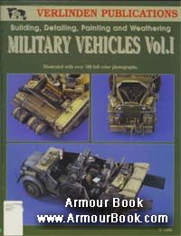 Military Vehicles Vol.I [Verlinden Publications]