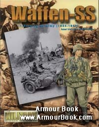 Waffen-SS (1): Forging an Army 1934-1943 [Concord 6501]