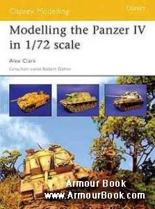 Modelling the Panzer IV in 1/72 Scale [Osprey Modelling 17]