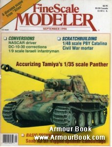 Fine Scale Modeler 1990 12 (Vol.08 No.06)