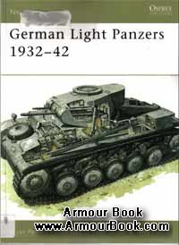 German Light Panzers 1932-42 [Osprey New Vanguard 026]