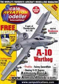 Scale Aviation Modeller International 2007-08 (Vol.13 Iss.08)