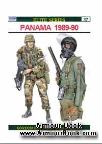 Panama 1989-90 [Osprey Elite Series 037]
