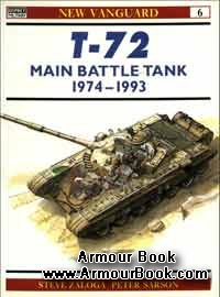 T-72 Main Battle Tank 1974-1993 [Osprey New Vanguard 6]