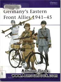Germany Eastern Front Allies 1941-45 [Osprey Men-at-Arms series 131]