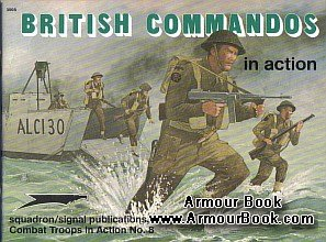 British Commandos [Squdron/Signal - Combat troops in Action 3008]