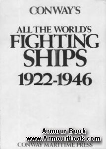 All the World's Fighting Ships 1922-1946 [Conway Maritime Press]