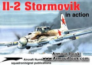 IL-2 Stormovik In Action [Squadron / Signal 1155]