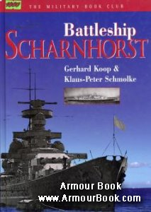 Battleship Scharnhorst [Conway Maritime Press]