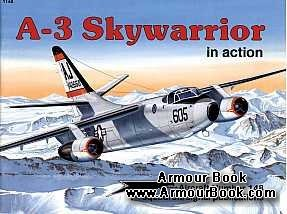 A-3 Skywarrior in action [Squadron/Signal 1148]