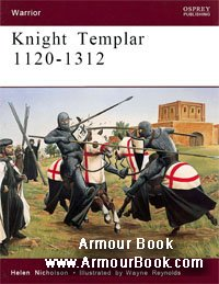Knight Templar 1120-1312 [Osprey Warrior 091]