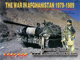 The War in Afghanistan 1979-1989 [Concord - Firepower Pictorial 1009]