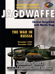 Jagdwaffe: The War in Russia November 1942-December 1943 [Luftwaffe Colours: Volume Four Section 3]
