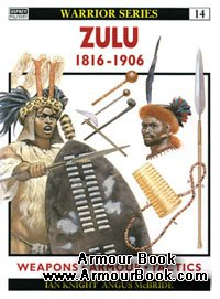 Zulu 1816-1906 [Osprey - Warrior 014]