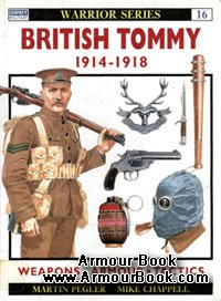British Tommy 1914-1918 [Osprey - Warrior 016]