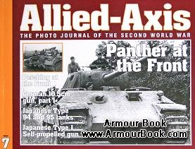 Panther at the Front [Allied-Axis №07]