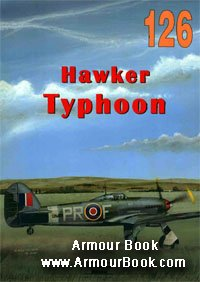 Hawker Typhoon [Wydawnictwo Militaria 126]