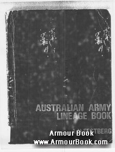 Australian Army Lineage Book