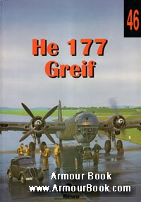 He 177 Greif [Wydawnictwo Militaria 046]