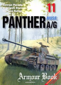 Panther Ausf. A/G [Kagero Photosniper 11]