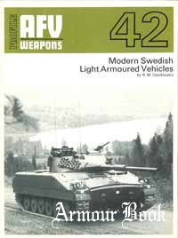 Modern Swedish Light Armoured Vehicles [AFV Weapons Profile 42]