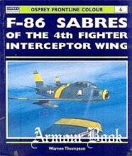 F-86 Sabres of the 4th Fighter Interceptor Wing [Osprey Frontline Colour №6]