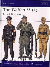 The Waffen-SS (1) - 1 to 5 Divisions [Osprey Men-at-Arms 401]