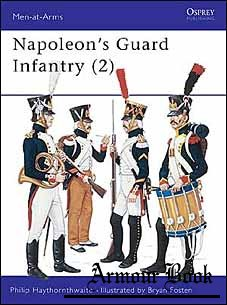 Napoleon's Guard Infantry (2) [Osprey Men-at-Arms 160]