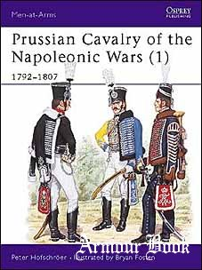 Prussian Cavalry of the Napoleonic Wars (1) [Osprey Men-at-Arms 162]