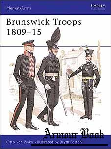 Brunswick Troops 1809–15 [Osprey Men-at-Arms 167]