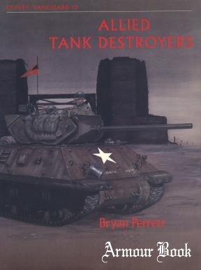 Allied Tank Destroyers [Osprey Vanguard 010]