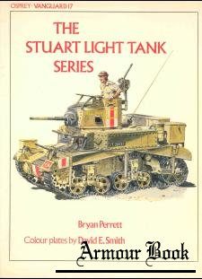 The Stuart Light Tank Series [Osprey Vanguard 017]