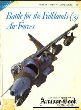 Battle for the Falklands (3) Air Forces [Osprey Men-at-Arms 135]