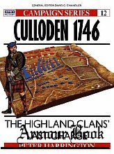Culloden 1746 - The Highland Clans' Last Charge [Osprey Campaign 12]