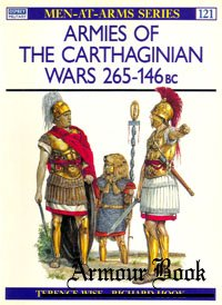 Armies of the Carthaganian Wars 265-146bc [Osprey - Men-at-Arms 121]