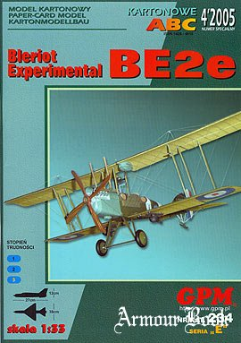 Bleriot BE2e Experimental [GPM 234]