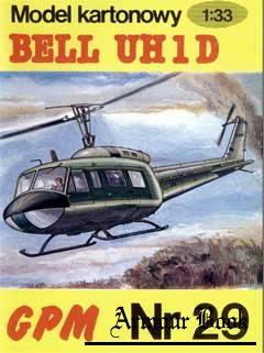 "Bell UH-1D ""Iroquois"" [GPM 29]"