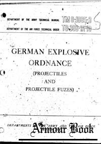 German Explosive Ordnance 1953. TM 9-1985-3