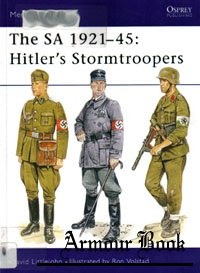 The SA 1921-45 Hitler's Stormtroopers [Osprey - Men-at-Arms 220]