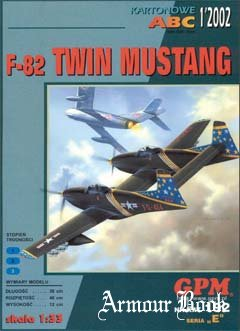 F-82 TWIN MUSTANG [GPM 192]