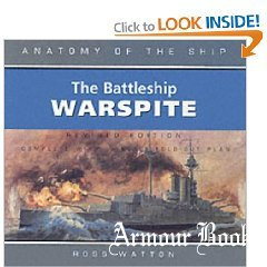 The Battleship Warspite [Anatomy of the ship]