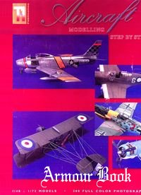 Aircraft Modelling Step By Step Vol.1 [T+1 Ppublication]