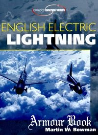 English Electric Lightning [Crowood Aviation Series]